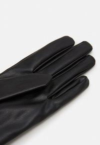 Desigual - GLOVES ASTORIA - Gloves - black - 1
