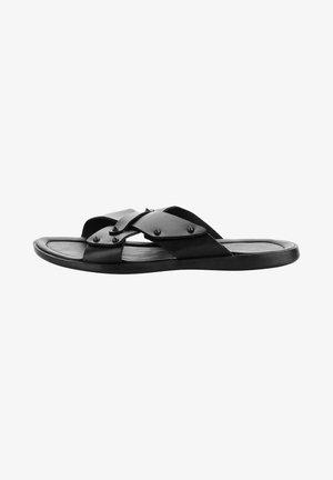 CATALDO - Pantofle - black