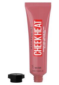 Maybelline New York - CHEEK HEAT BLUSH - Rouge - nude burn - 1