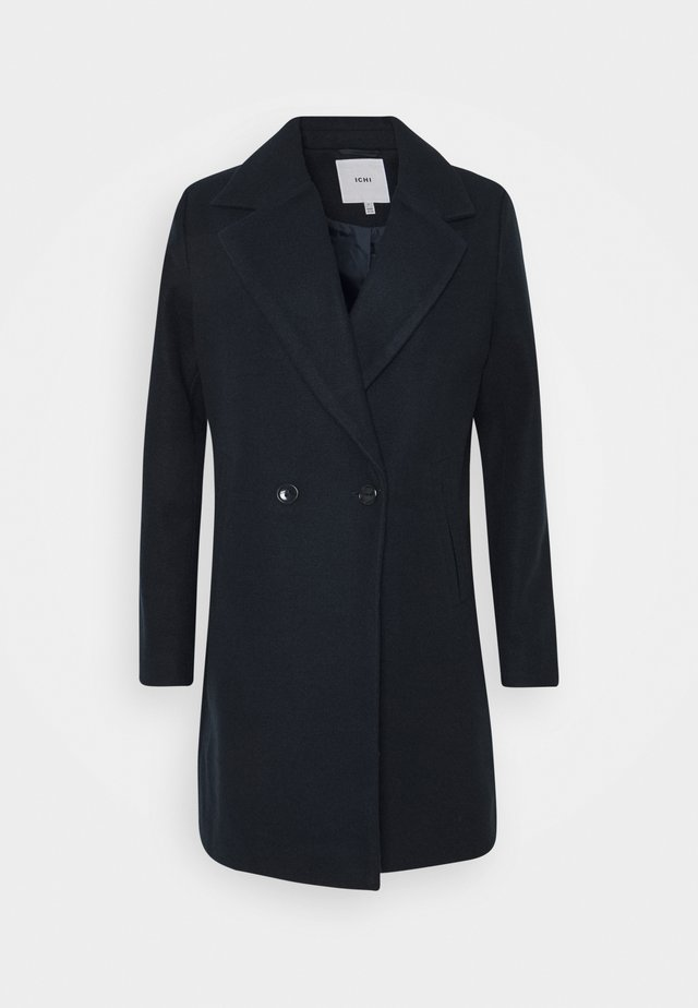 IHJANNET JACKET - Classic coat - dark navy