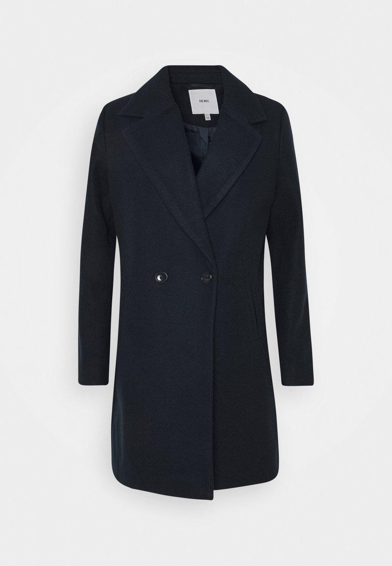 ICHI - IHJANNET JACKET - Classic coat - dark navy