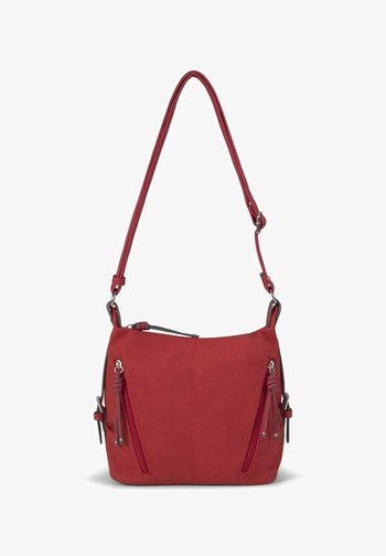 CAIA - Across body bag - red