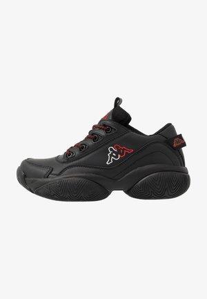 BOLB - Sports shoes - black/white