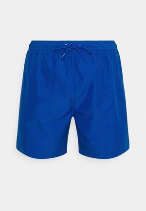 CORE PLACED LOGO MEDIUM DRAWSTRING - Swimming shorts - blue