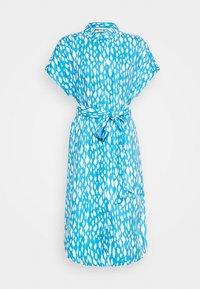 Monki - LEXI SHIRTDRESS - Skjortekjole - blue bright - 3