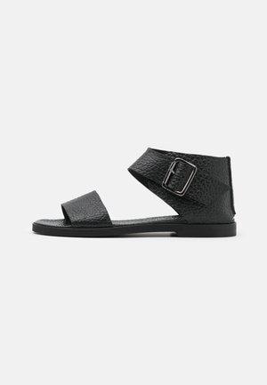 CAROL  - Sandály - black