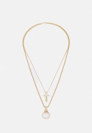 NECKLACE UNISEX - Necklace - gold-coloured