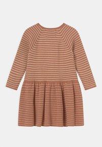 Konges Sløjd - MEO BUTTON DRESS - Jumper dress - brush/off white - 1