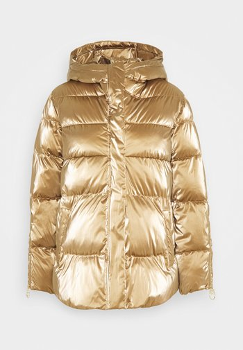 SAVIO QUILTED JACKET