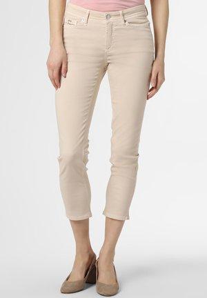 PIPER - Slim fit jeans - beige