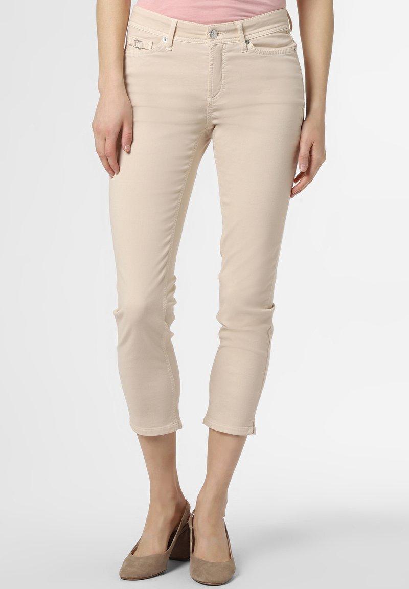 Cambio - PIPER - Slim fit jeans - beige