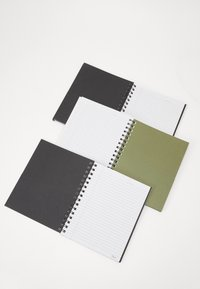 TYPO - A5 CAMPUS NOTEBOOKS 3 PACK - Accessoires - multi-coloured - 3