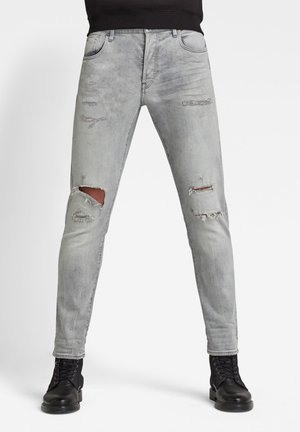 3301 SLIM - Slim fit jeans -  grey