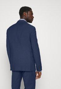 Tommy Hilfiger Tailored - FLEX SLIM FIT SUIT - Puku - blue - 3