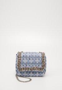 Becksöndergaard - WATERLIK LOEL BAG - Across body bag - chambray blue - 0