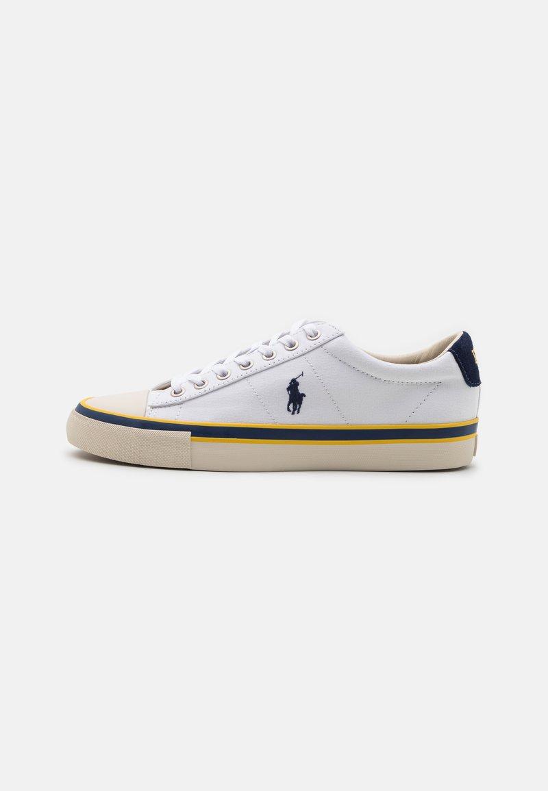 Polo Ralph Lauren - SAYER - Sneakers laag - white/newport navy