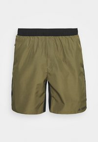 adidas Performance - TRAIL - Outdoor shorts - focus olive - 3