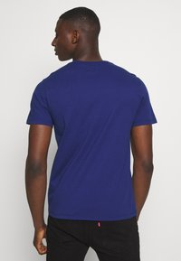 Levi's® - ORIGINAL TEE - T-shirt basic - dark blue - 2