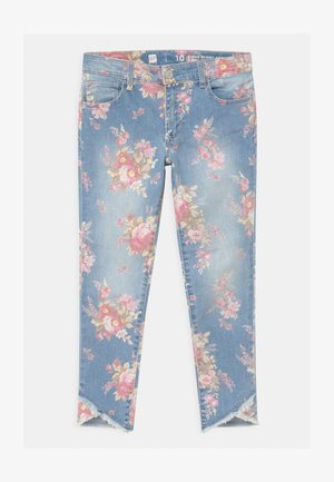 GIRL SKNY ANKLE - Jeans Skinny Fit - pink