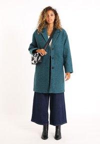 Pimkie - Płaszcz wełniany /Płaszcz klasyczny - blau - 1