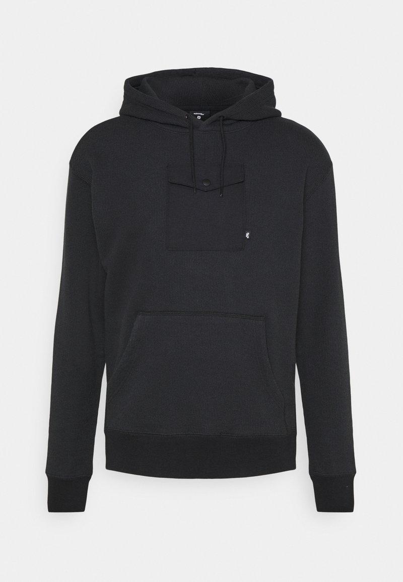 Nike SB - NOVELTY - Hoodie - black