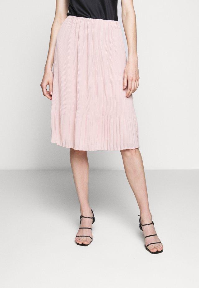CECILIE SKIRT - Spódnica trapezowa - cream rose