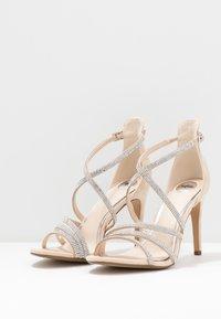 Buffalo - MAKAI - High heeled sandals - nude - 4