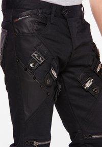Cipo & Baxx - Straight leg jeans - black - 4