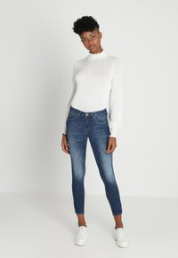 ONLY - ONLKENDELL - Jeans Skinny Fit - medium blue denim - 1