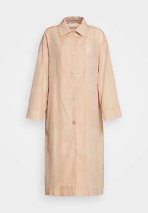 GEORGIA COAT DRESS - Košilové šaty - maplewood