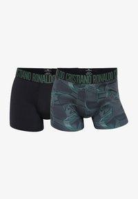 Cristiano Ronaldo CR7 - 2 PACK - Pants - schwarz/mix - 0
