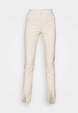ELEA TROUSERS - Trousers - beige light