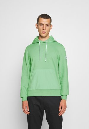 POCKET HOODIE - Sweat à capuche - green