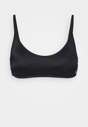 RHODES - Bikini top - black