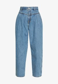 Levi's® - 80'S BALLOON LEG - Vaqueros boyfriend - light-blue denim - 5