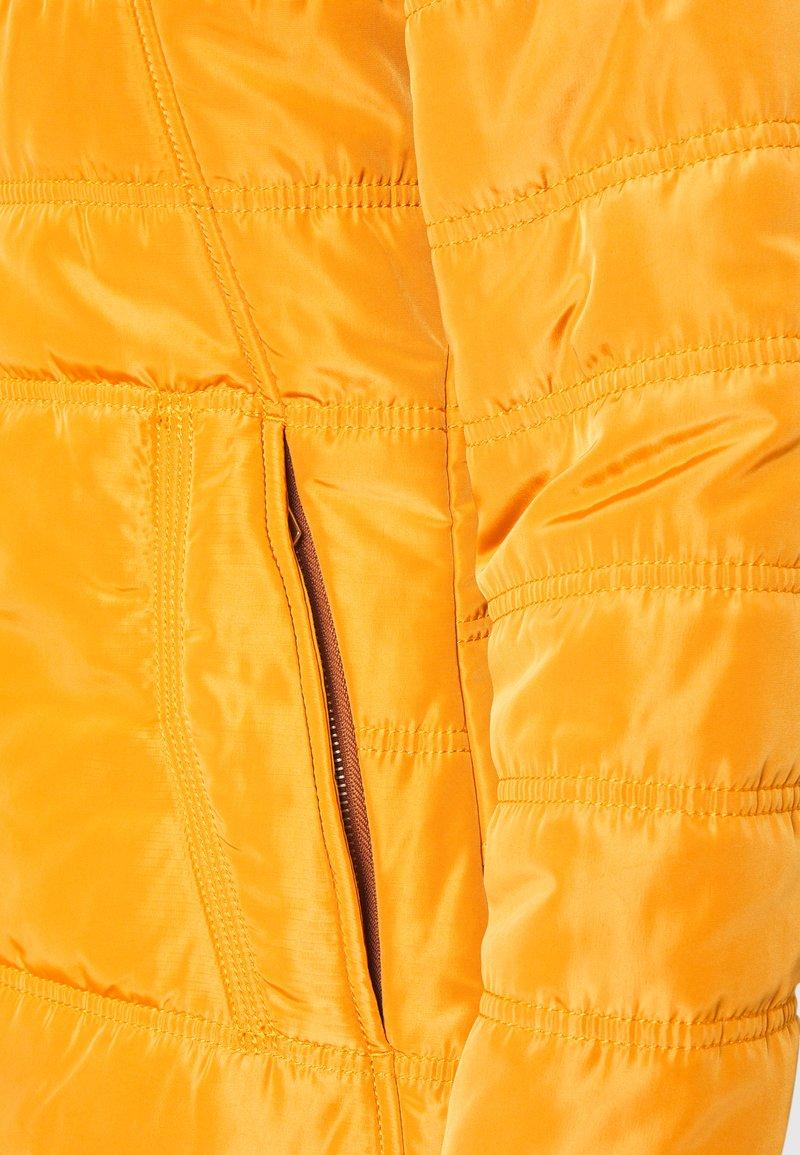 Q/S designed by Übergangsjacke - golden yellow/dunkelgelb lx6PS0