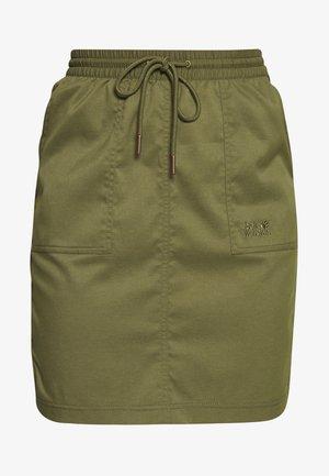 SENEGAL SKIRT - Sports skirt - delta green