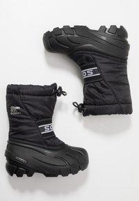 Sorel - CUB - Winter boots - black - 0
