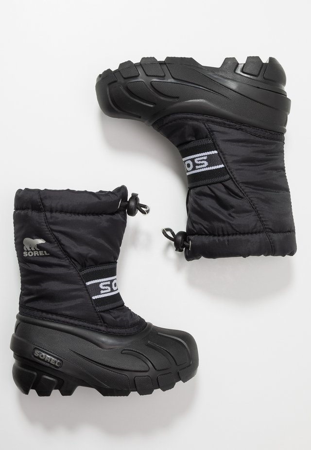 CUB - Snowboot/Winterstiefel - black