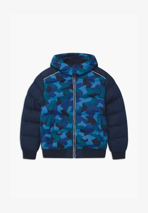 Winter jacket - navy blazer