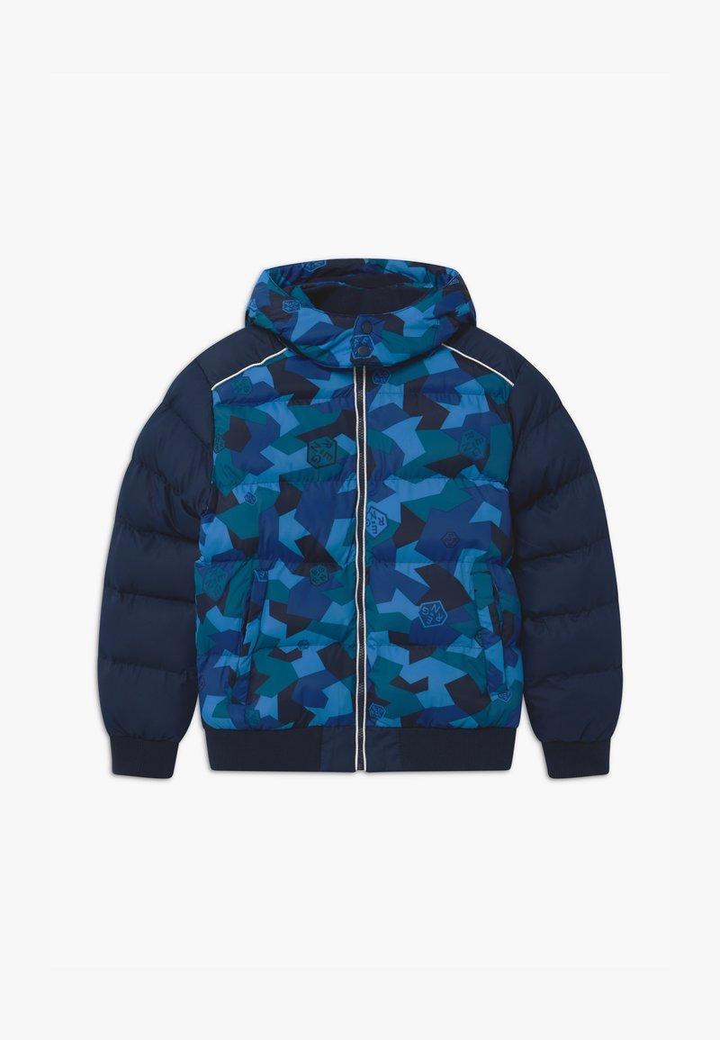 Re-Gen - Winter jacket - navy blazer