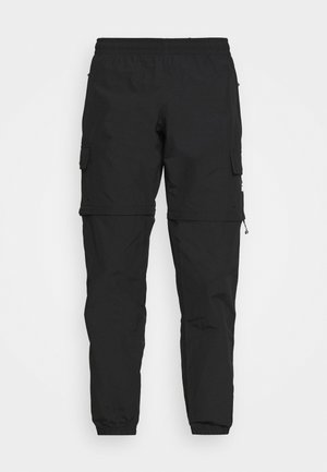 UTILITY TWO IN ONE ORIGINALS - Pantaloni cargo - black