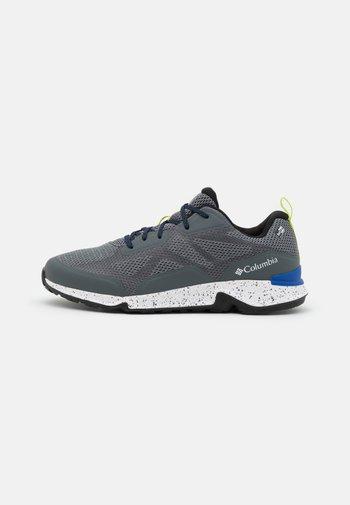 VITESSE OUTDRY - Hiking shoes - graphite/cobalt blue