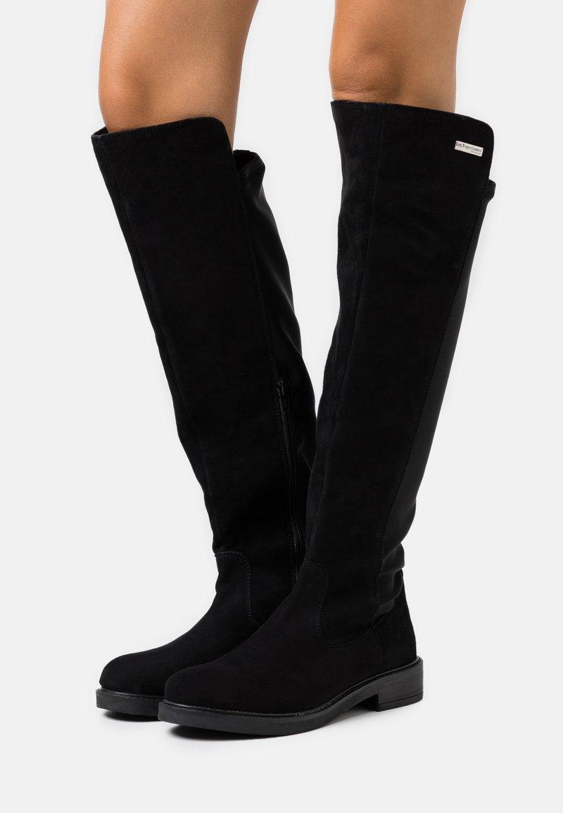 Les Tropéziennes par M Belarbi - LOUPIOTE - Over-the-knee boots - noir