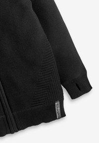 Next - Zip-up hoodie - black - 3
