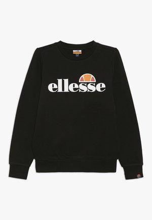 SUPRIOS - Sweater - black