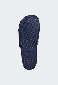 adidas Performance - ADILETTE CLOUDFOAM PLUS STRIPES SLIDES - Badslippers - blue - 4
