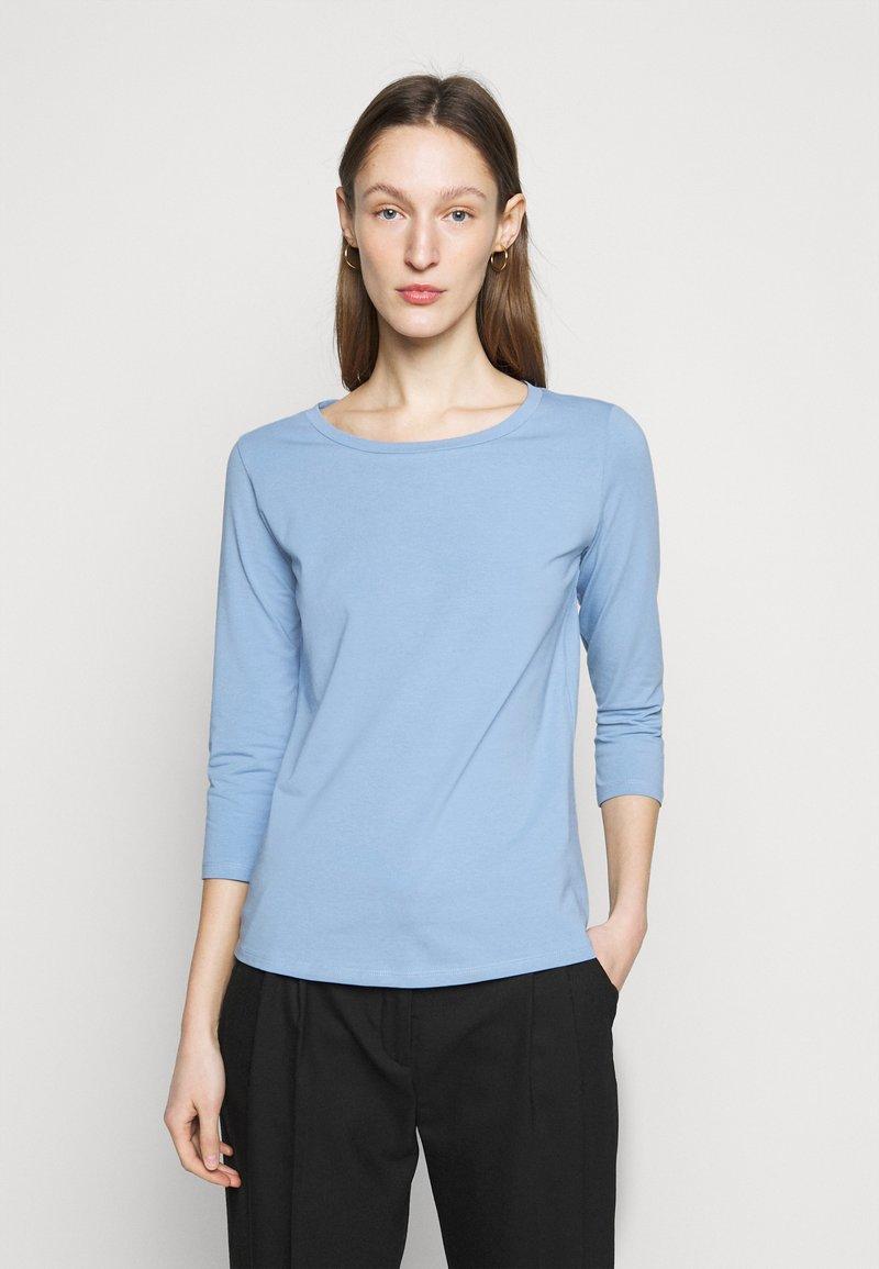 WEEKEND MaxMara - MULTIA - Long sleeved top - himmelblau