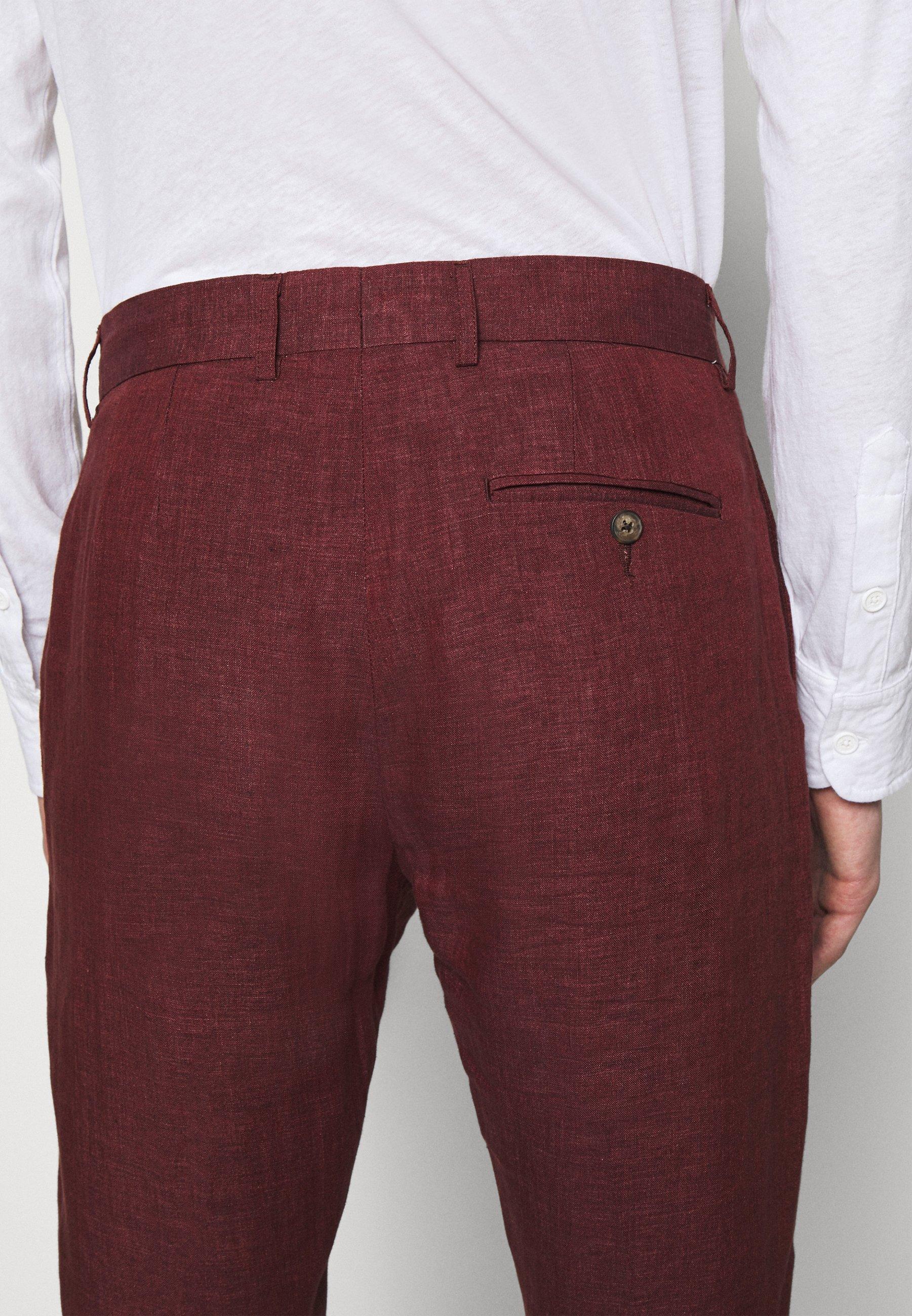 Homme FORMAL TAILORED TROUSERS - Pantalon de costume