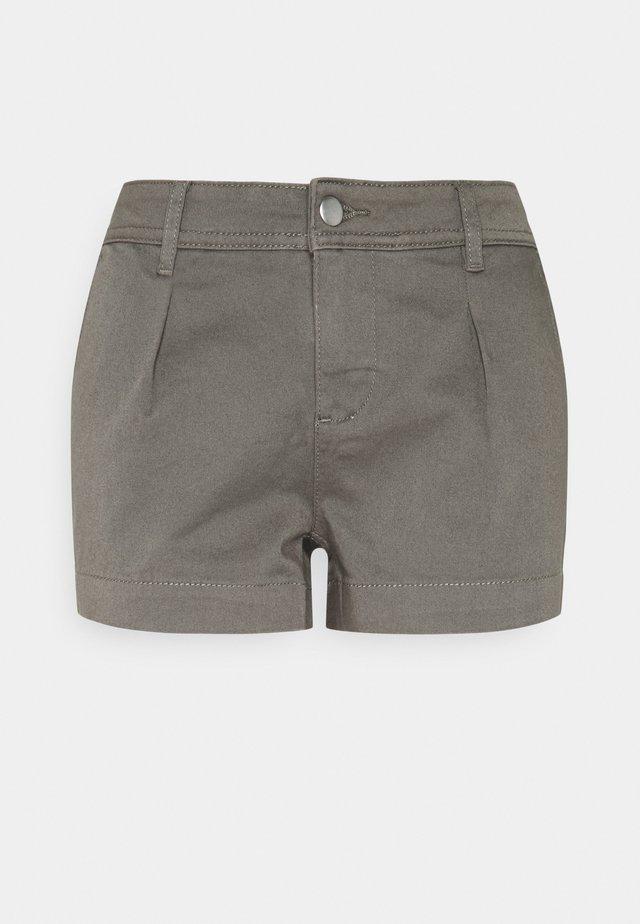Shorts di jeans - oliv
